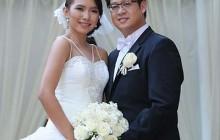 Ryan Ladores Ties Knots with Donna Parahan in Makati Shang-ri-La Hotel