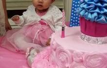 Ima's First Birthday